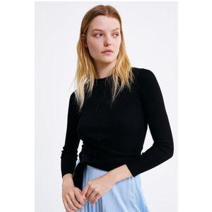 Zara Sweater with Tie Waist. NWT Size M